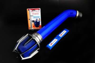 Weapon-R 805-127-103 Dragon Intake System-(Blue Pipe) Toyota 4Runner 1999-2004