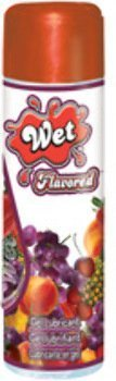 (USA Wholesaler- 26214058-Wet Clear Flavored Personal Lubricant - 3.5 Oz Passion Fruit by Wet)
