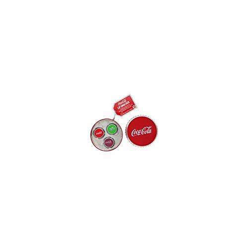 リップのコカコーラのリップバームキャップ3ピース錫 x4 - Lip Smacker Coca Cola Lip Balm Caps 3 Piece Tin (Pack of 4) [並行輸入品] B0716DFTH9