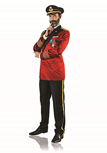 Captain Obvious Mens Costume -