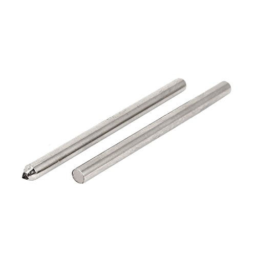 - Fash Lady Repair Parts 3mm Dia Shank Metal Grinding Wheel Diamond Dresser 2pcs