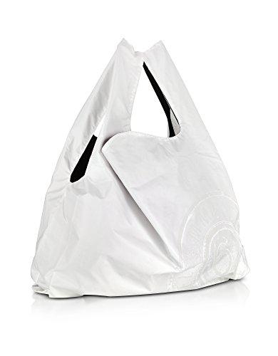 MAISON MARGIELA Mm6 Borsa Shopping Donna S54WC0021S43031961 Poliammide Bianco