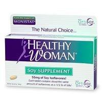 Femme en bonne santé comprimés de soja Menopause Supplément avec OptiSoy soja optimisée Extrait 30 comprimés