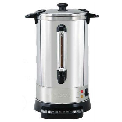 Nesco Professional Coffee Urn Stainless Steel Electric Stainless Steel Coffee Urn