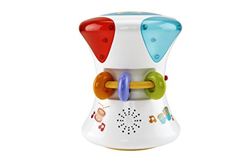Fisher-Price Bright Beats 2-in-1 Musical Drum Roll