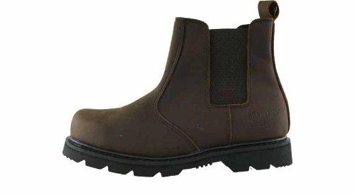 Grafters ,  Herren Chelsea-Schuhe Braun