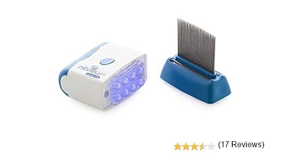 Nitview Ledcomb - Detector de piojos y peine: Amazon.es: Salud y ...