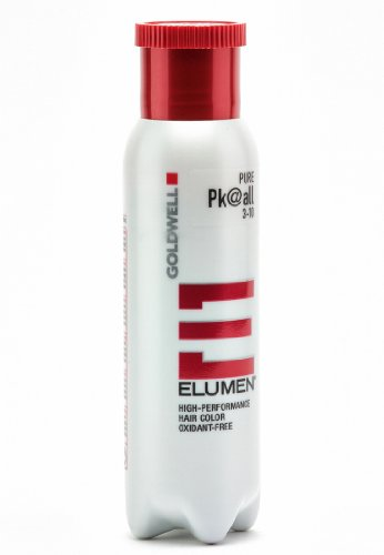 Goldwell Elumen High-performance Hair Color, Pkatall Pure, 6.8 ()