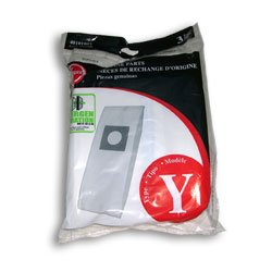 - Hoover Type Y Allergen Bag (6-Pack), 4010100Y