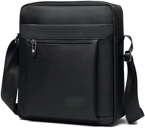 Messenger bag backpack shoulder bag men Korean casual waterproof Oxford cloth bag travel business satchel small bag