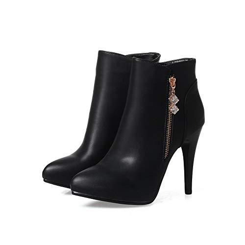 Noir Compensées Abl11312 Noir Balamasa 5 Sandales Femme 36 q1OwXAwW