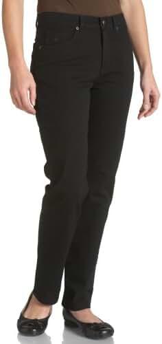 Gloria Vanderbilt Women's Petite Amanda Straight Leg Jean