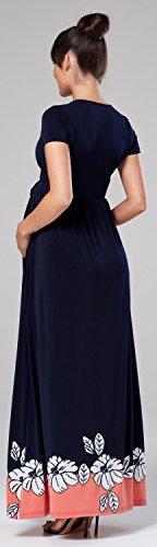Vestito Donna MAMA Maxi HAPPY pr gw7YU0xq