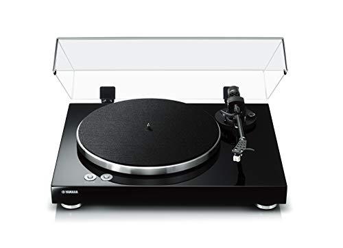 Yamaha TT-S303 Hi-Fi Vinyl Belt Drive Turntable - Piano Black
