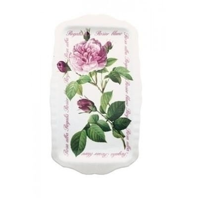 (Roy Kirkham Redoute Rose Sandwich Tray)