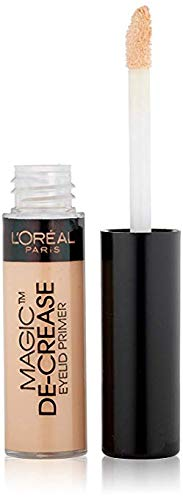 L'Oréal Paris Magic De-Crease Eyelid Primer, 0.19 fl. oz. (2-pack)