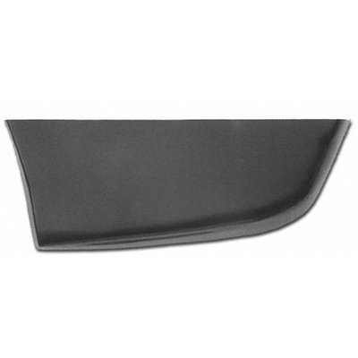 (Left Lower Quarter Panel Patch Rear Section for 70-73 Pontiac Firebird )