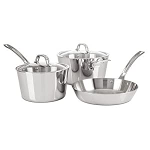 Viking Contemporary Set,Silver