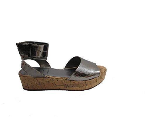 mujer E0213 oro de Jo zapato 37 Liu cuero S16123 RRxarwq