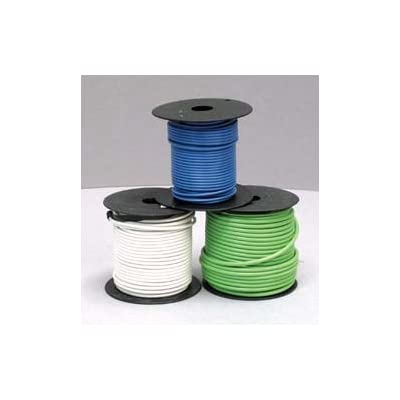 Image of Deka East Penn 2487 White 12 Gauge x 1000' Wire Electrical Wire