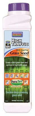High Traffic Grass Seed Shaker Cannister