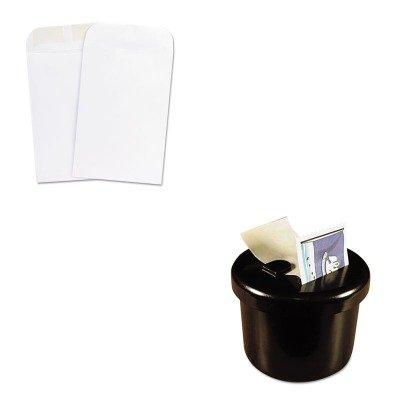 KITLEE40100UNV40104 - Value Kit - Universal Catalog Envelope (UNV40104) and Lee Ultimate Stamp Dispenser (LEE40100)
