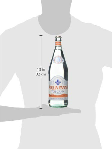 Acqua Panna Spring Water, 1 Liter, 33.8 Ounce by Acqua Panna (Image #3)