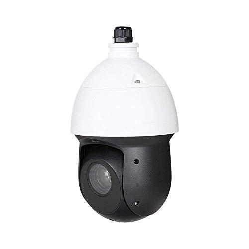 Q1C1/ Dahua OEM PTZ IP Camera SD49225T-Hn 2MP 25X Starlight IR Network Dome Camera 4.8mm-120mm Night Version H.265 PoE+ Ip66 Onvif English Version (No Logo)