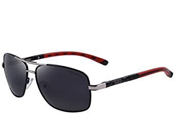 Amazon.com: MERRY'S Mens Driving Polarized Sunglasses for