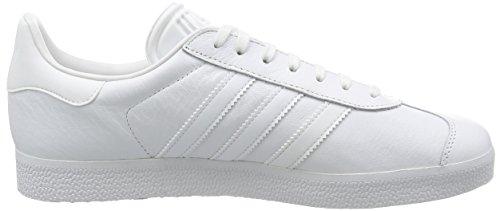 White gold De Zapatillas Blanco Deporte ftwr Adulto White Gazelle Unisex Originals Metallic ftwr Adidas q7zUn
