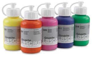 (Lascaux Acrylic Gouache 85ml Bottle - Cobalt Blue)