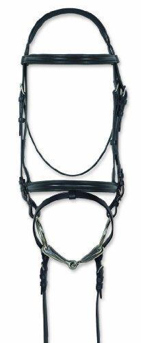 Ovation Comfort Crown Dressage Bridle (Comfort Crown Dressage Bridle)