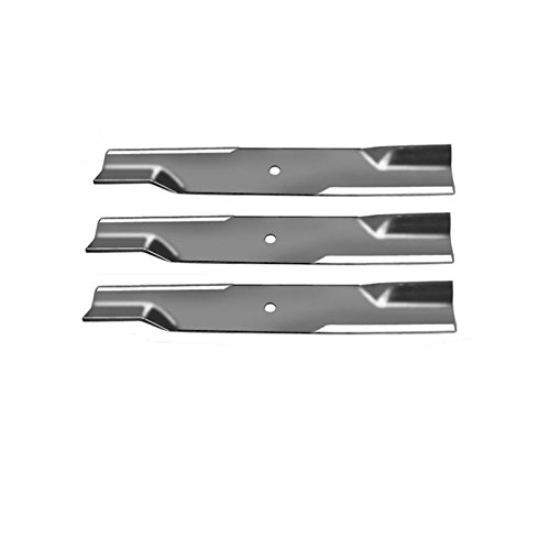 Dixie Chopper Blades (Replacement Blades for Dixie Chopper Set of 3 code 30227N)