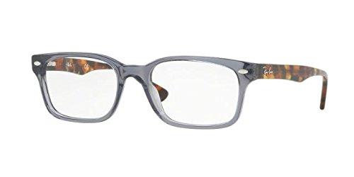 Ray-Ban Women's RX5286 Eyeglasses Shiny Opal Grey 51mm by Ray-Ban