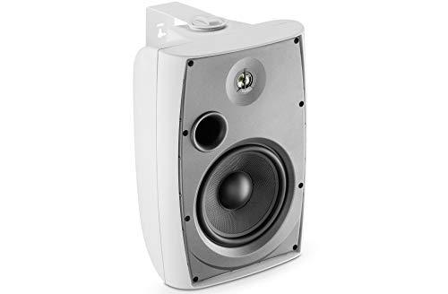Focal Custom OD 108 (White) 2-Way Bass-Reflex Outdoor Speaker (Single Speaker)