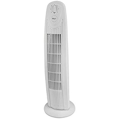 12 Inch Oscillating Desktop Tower Fan