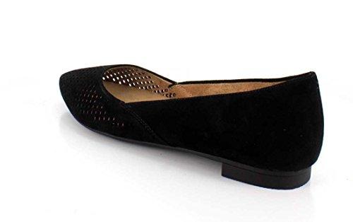 de para Cerrada Posey Mujer Tacón Negro con Punta Zapatos Vionic qPZfwAp