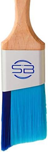 Stinger Brush Pro – プロフェッショナルペイントブラシ フィルアブレンドテクノロジー 2 Inch - Pro B
