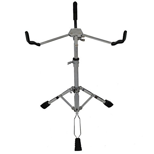 (Percussion Plus PP110SS Double Braced Snare Drum Stand)