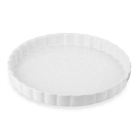 10 1/2-Inch Quiche Dish (Ceramic Quiche Dish)