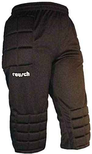 Reusch Alex Breezer Knicker(3/4 Goalkeeper Pant) - Youth Medium,Black ()