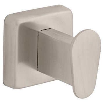 Franklin Brass Century Wall Mounted Single Robe Hook Finish: Stainless Steel by Franklin Brass