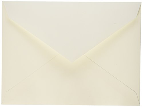 Crane & Co. Pearl White Embassy Outside Envelopes (W80) ()