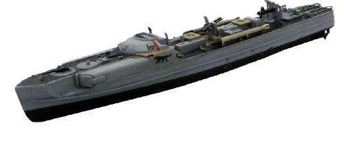 (1/350 German Navy Torpedo Boat S-100 2 Boat Set (Plastic model))
