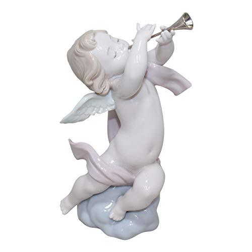 Lladro Angelic Serenade