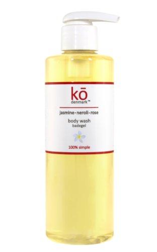 ko Danemark Organic Jasmine et nettoyant pour le corps Néroli, 8-Fluid Ounce