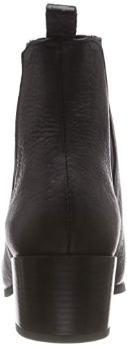 Black 087 Bottines Structur 087 Noir Femme Karen Pavement xWqBwpSUIc