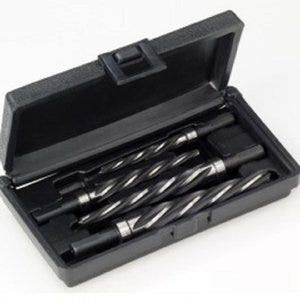 (Champion SA80P-SET-4 Brute Platinum HSS Maintenance Reamer 4 Piece Set (3/8