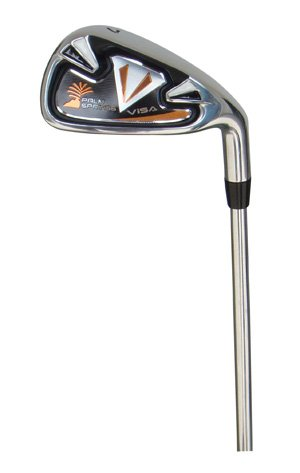 Palm Springs Golf VISA YOUTH -1'' GRAPHITE Hybrid Club Set & Stand Bag