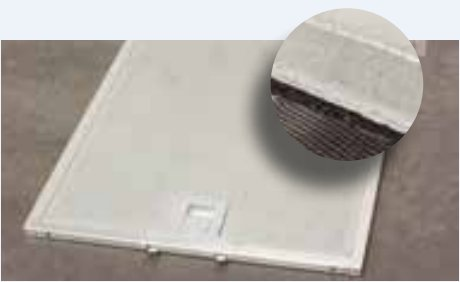 Dual compact filter fÜr cata dunstabzug haube art nr